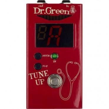 Pédale accordeur Tune Up Dr. Green