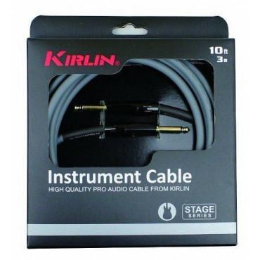 Câble guitare Instrument Stage  Jack/Jack 3M Kirlin