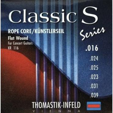 Thomastik Guitare Classique KR 116 - Jeu de cordes guitare