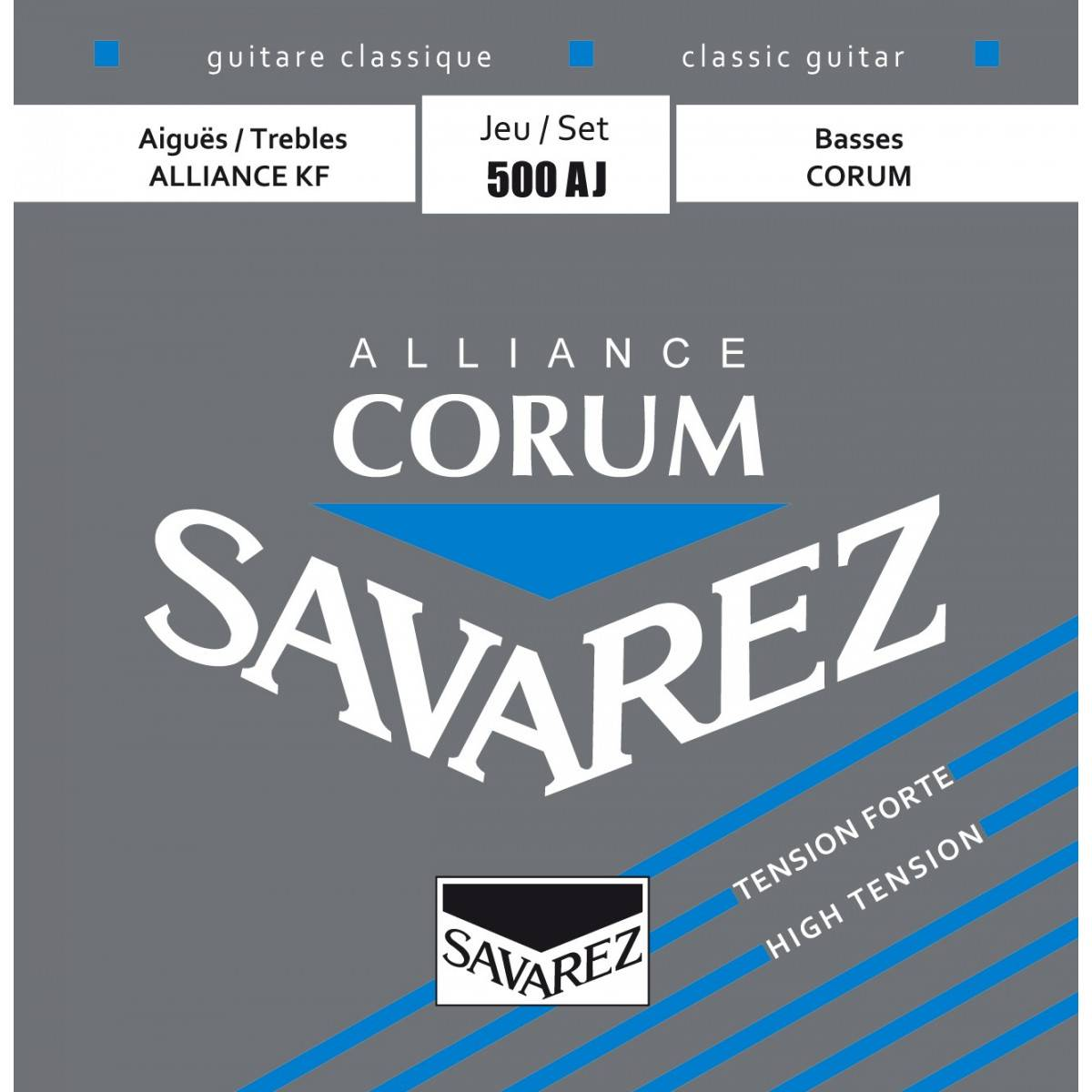 Savarez Classique Alliance Corum 500 AJ - Jeu de cordes
