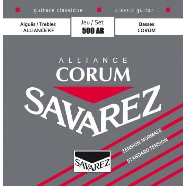 Alliance Corum Savarez Classique 500 AR - Jeu cordes classiques