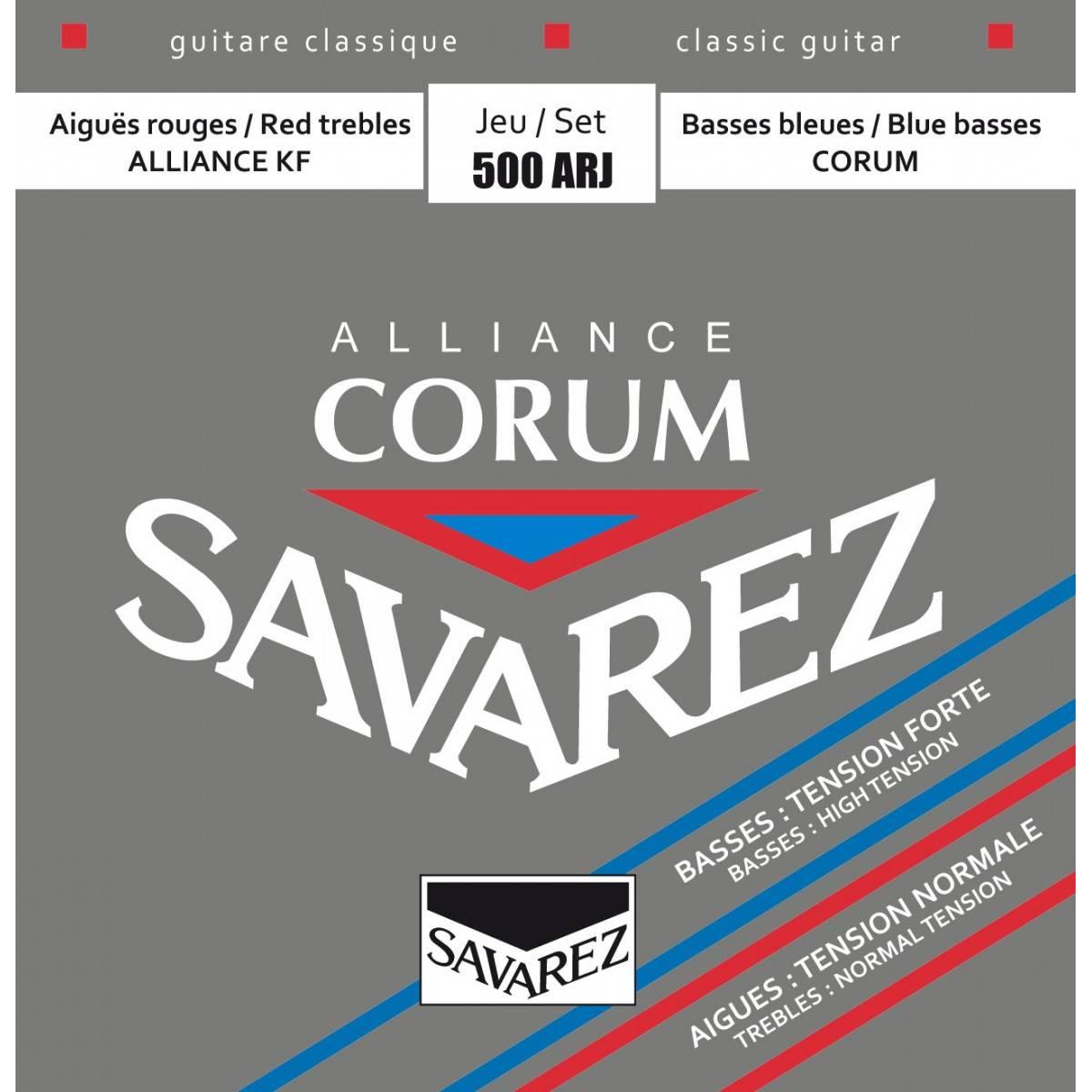 Savarez Corum Alliance Classique 500 ARJ - Cordes classiques