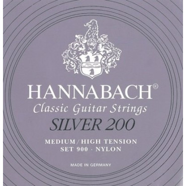 Hannabach 900 MHT - Cordes guitare classique