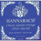 Hannabach 815 HT - Cordes de guitare classique
