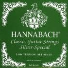 Hannabach 815 LT - Cordes de guitare classique
