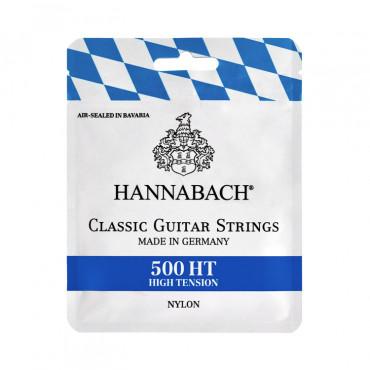 Cordes Hannabach Classique 500 HT
