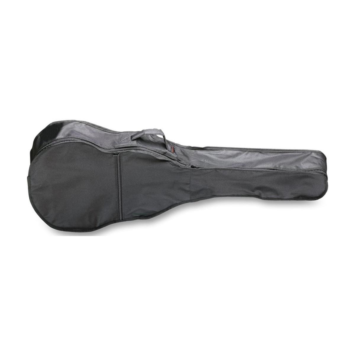 Housse en nylon pour guitare classique 4/4, série Eco
