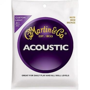 Corde Guitare Bronze Martin - M175