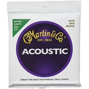 Corde ExtraLight Folk Martin - M170
