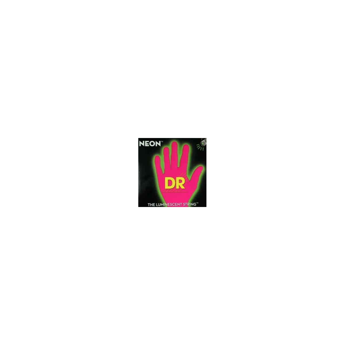 Jeu de Cordes NEON Rose DR 10/46