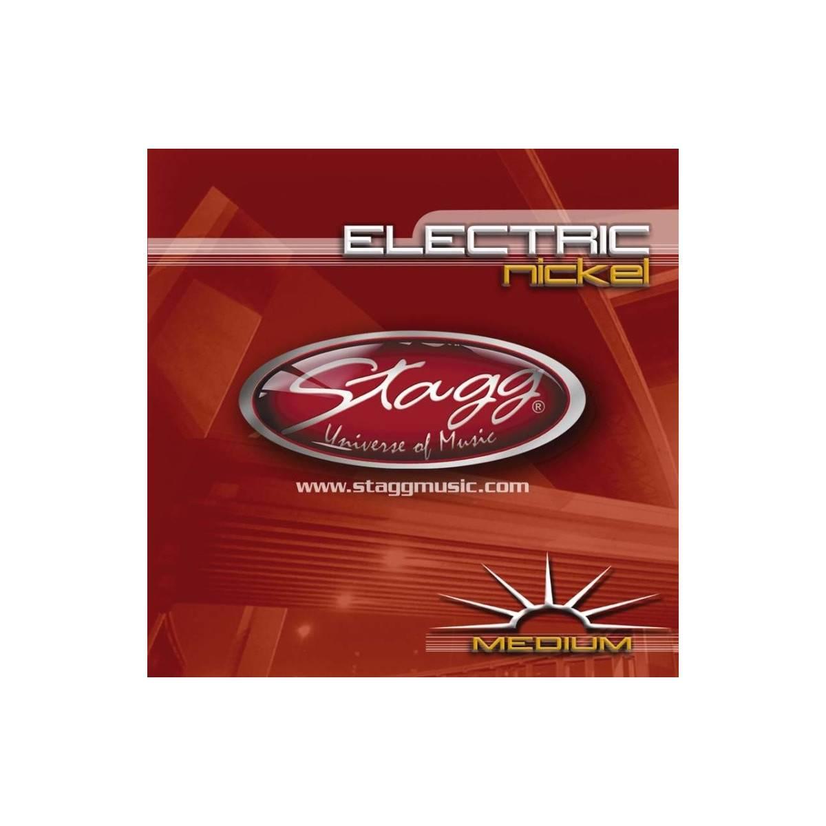 Cordes guitare Electrique EL-1152 acier nickel
