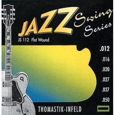 Thomastik JS 112 - Jeu cordes Guitare Electrique