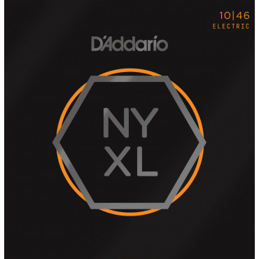 Corde D'Addario NYXL 1046 - Guitare Electrique