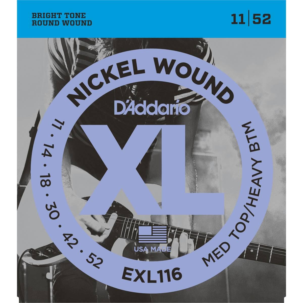 Corde D'Addario EXL 116