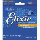 Cordes Guitare Electrique Elixir 12052  Light