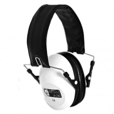 Casque Anti-Bruit ACOUFUN BLANC