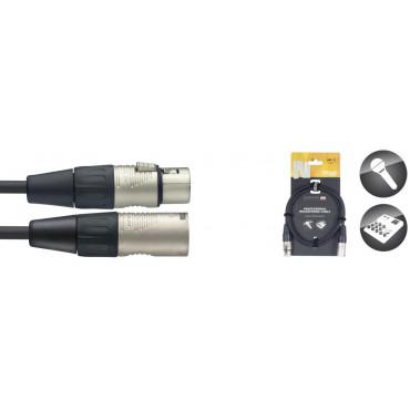 Câble de microphone de 10 mètres, série N
