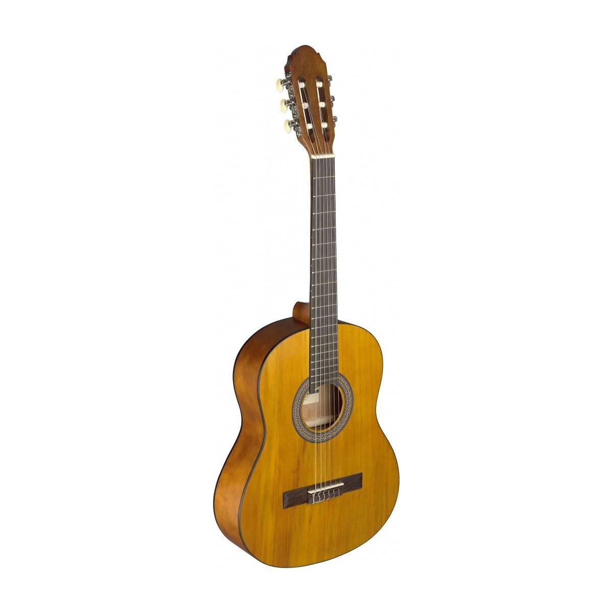 Guitare enfant 3/4 classique Tilleul Stagg