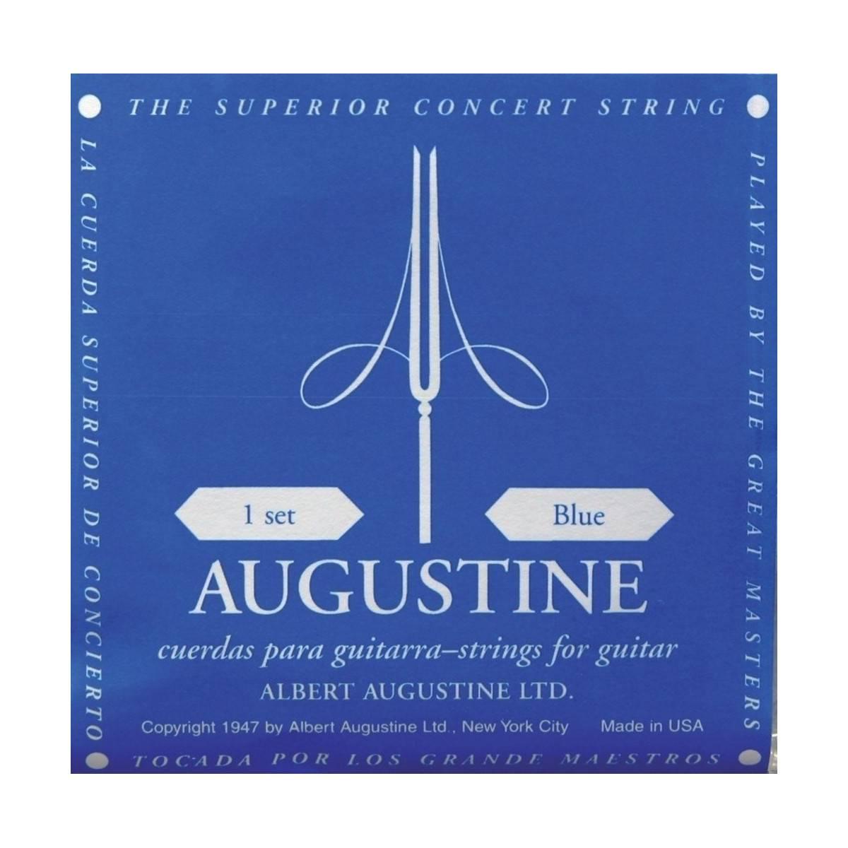 Corde Classique Augustine Bleu