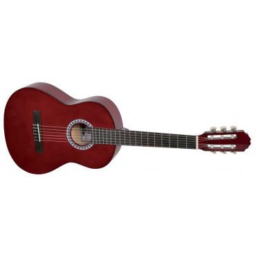 Guitare classique 3/4 rouge - VGS Basic