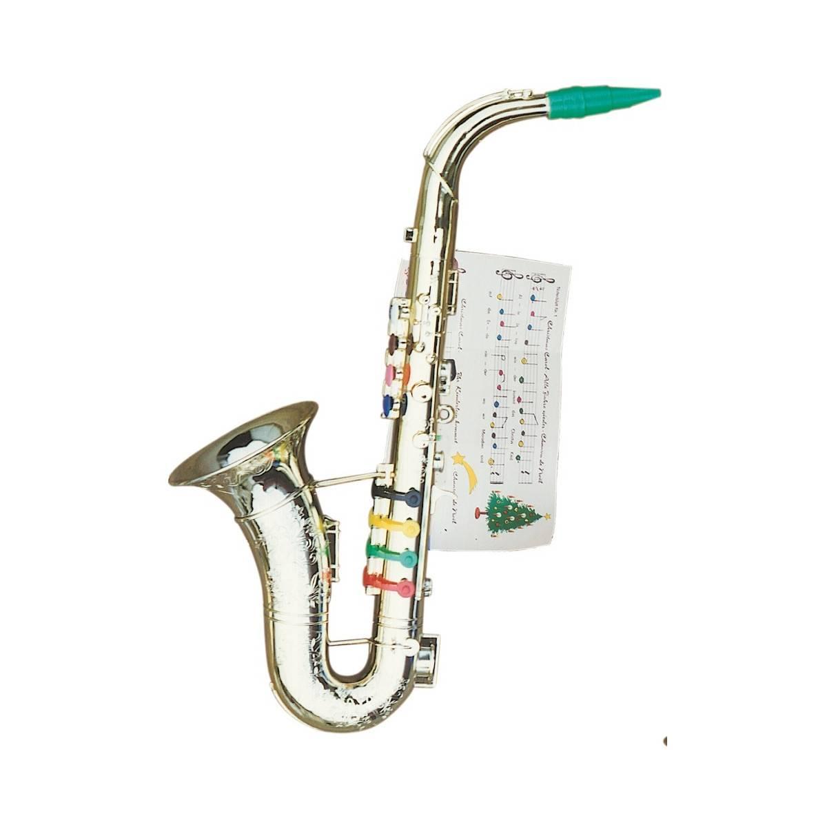 Saxophone jouet 37 cm