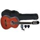 Pack Basic Guitare Classique 4/4 Miel