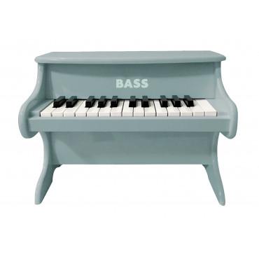 Piano Jouet Vert Céladon - 2 octaves