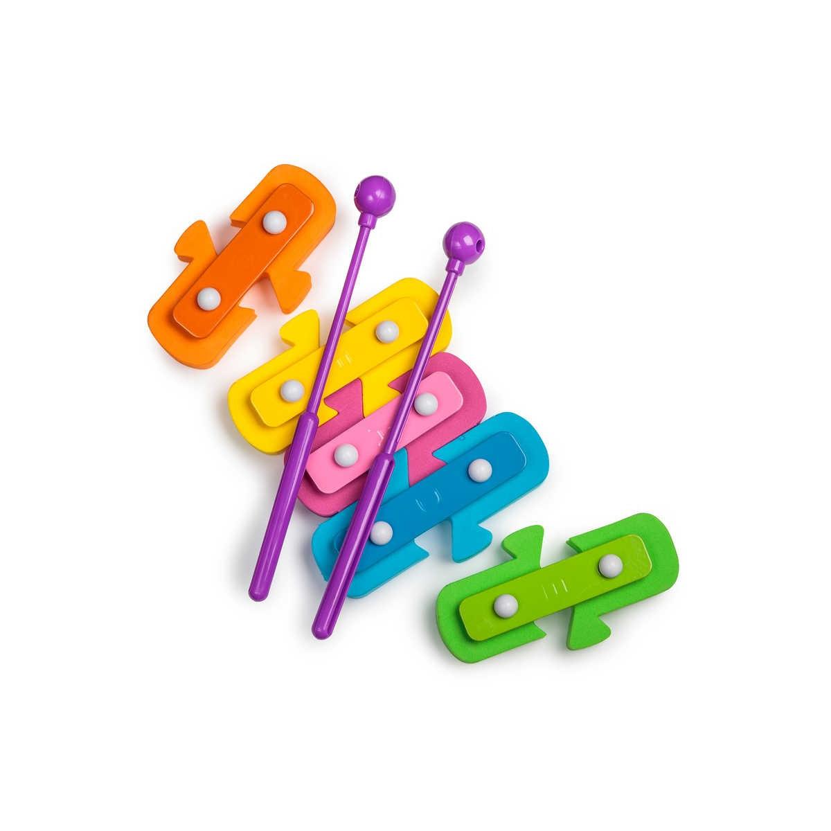 Xylophone de bain