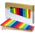 Xylophone enfant 2 octaves couleurs nature