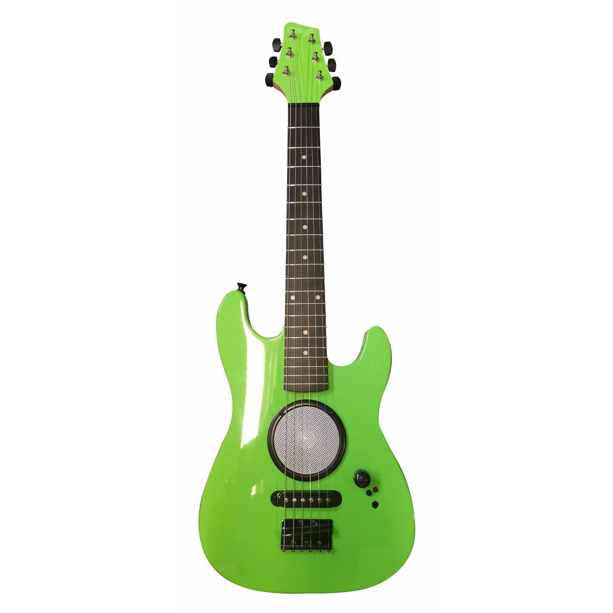 Guitare électrique 1/2 Verte