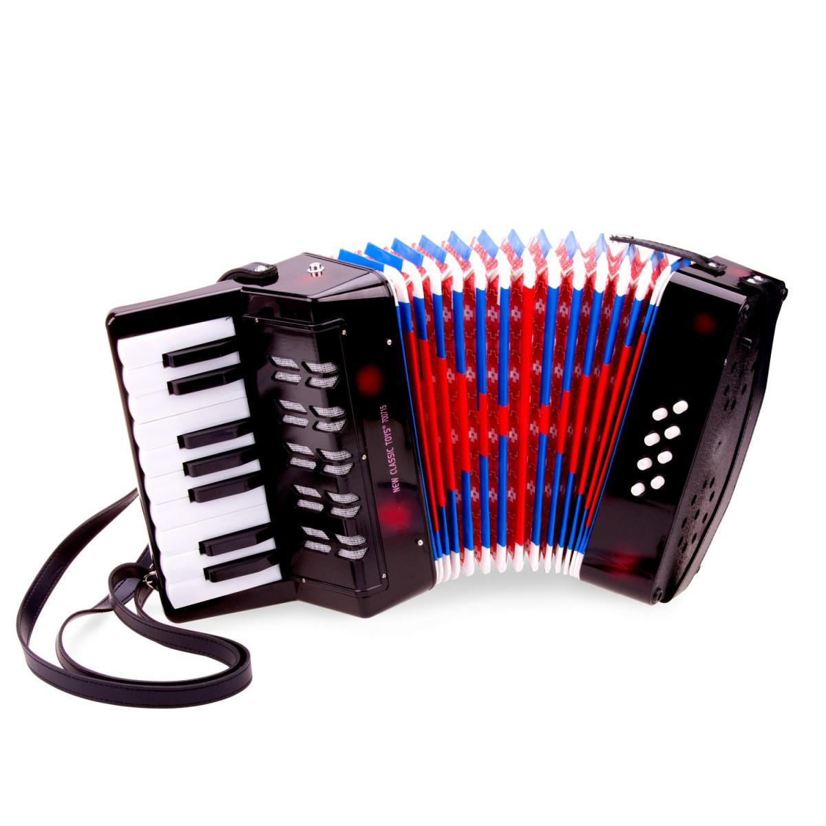 Accordéon jouet Clavier - Grand