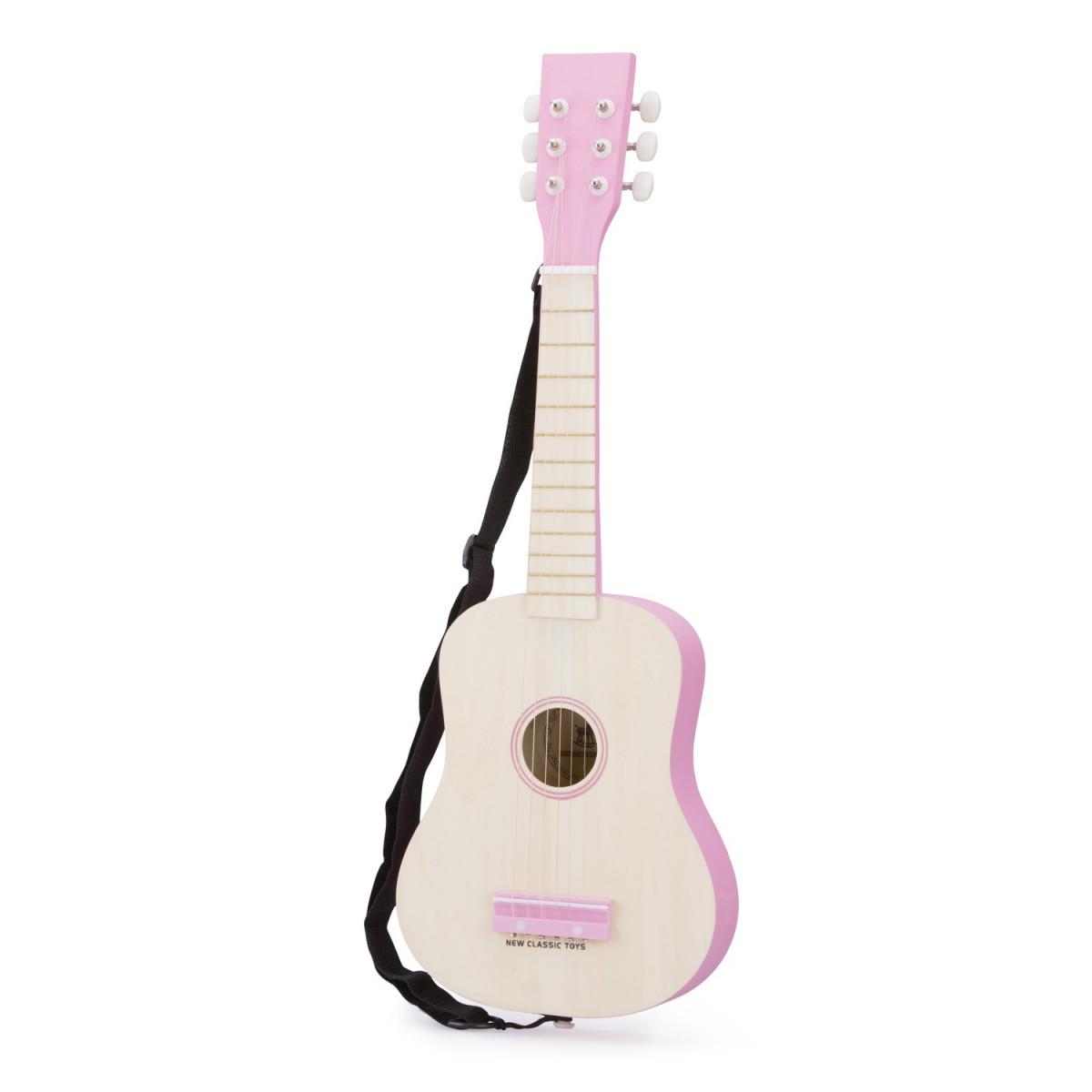 Guitare Naturelle Rose New Classic Toys 10302