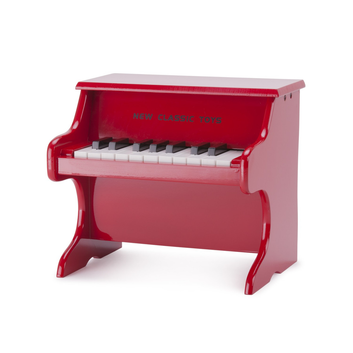 Piano enfant rouge