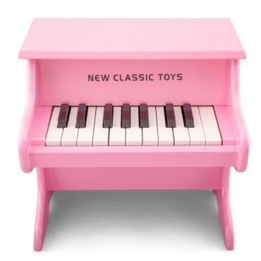 Piano enfant rose