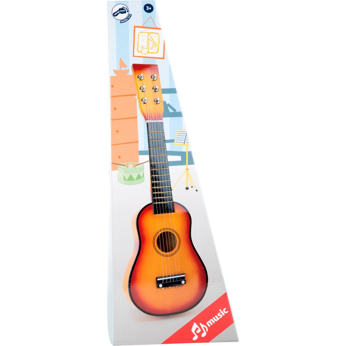Guitare jouet Sunburst