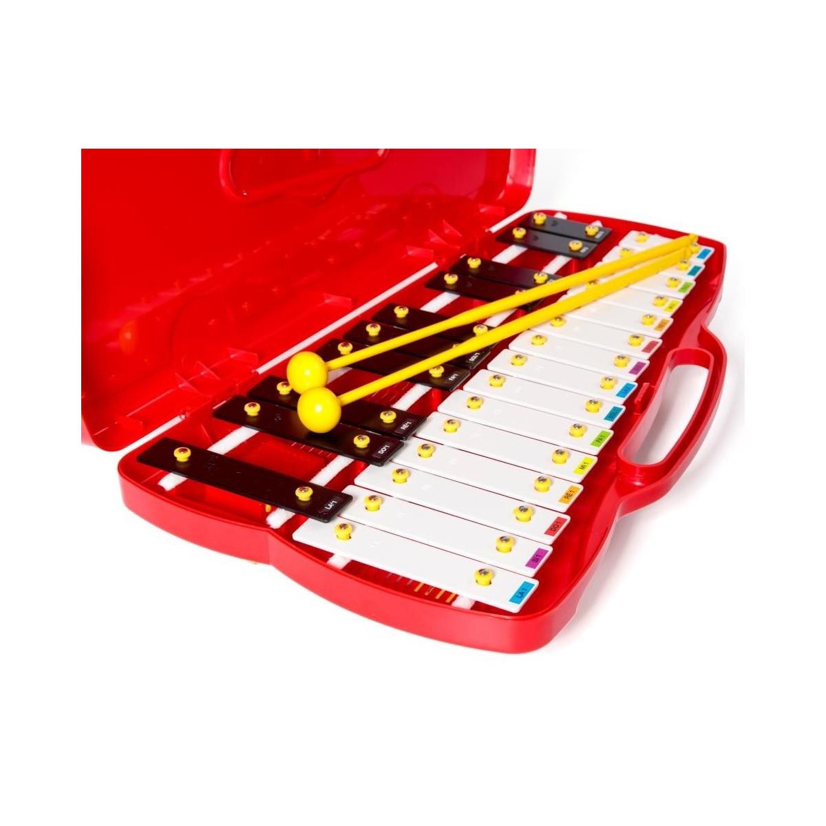 Carillon Pianot' 25 lames