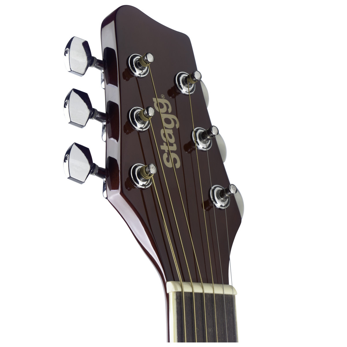 Guitare Folk Electroacoustique 4/4 Natural