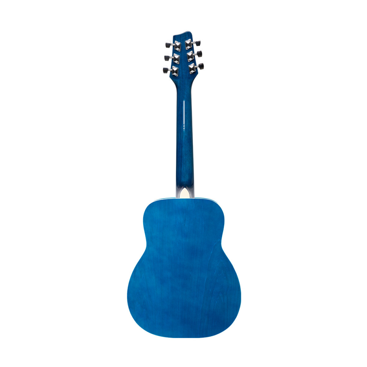 Guitare enfant 1/2 folk bleu