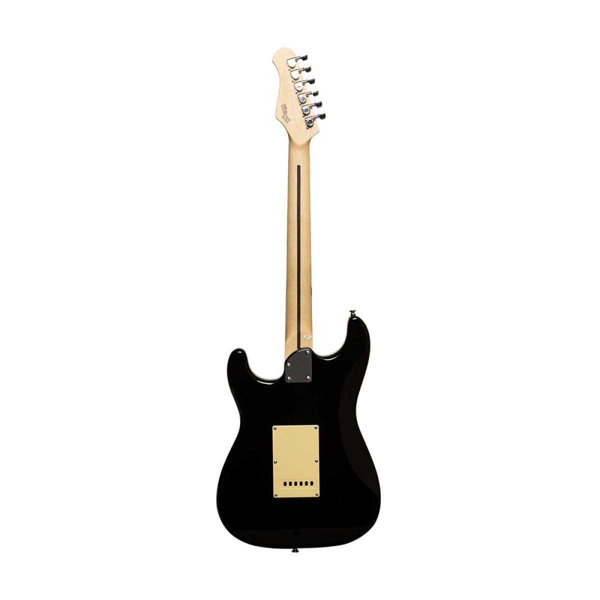 Guitare Electrique type S Noire
