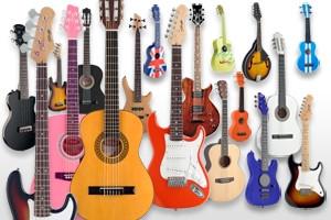 Guitares Enfants & Cordes
