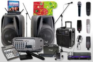 Micros Chant & Voix