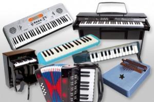 Claviers MIDI
