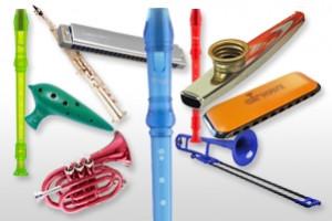 Instruments à vent Bois