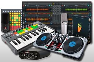 Home Studio & DJ