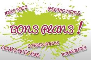 Promotions Batterie & Percussions